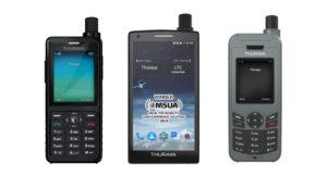 Thuraya Satellite Phone